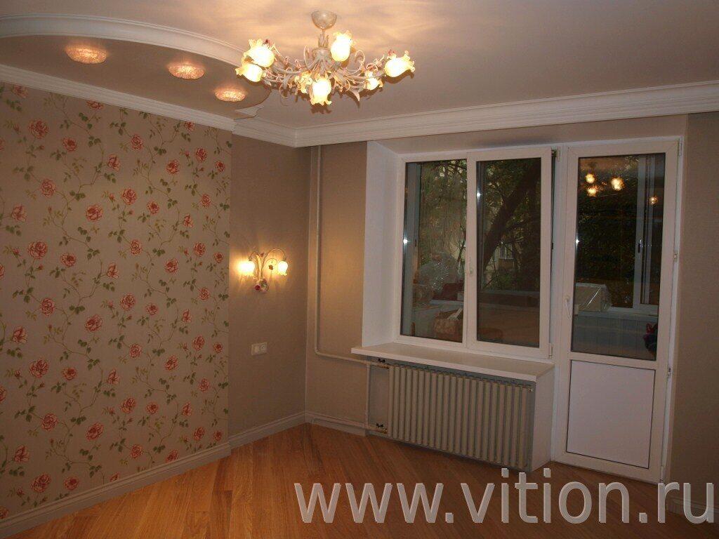 Ремонт комнат фото - Ремонт квартир в Москве