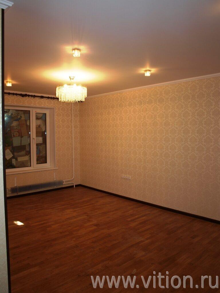 Ремонт в квартире в панельном доме